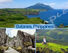 Philippines - BATANES - Travel Souvenir Flexible Fridge Magnet
