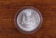 Architektur Silber Münzen aus Europa mit