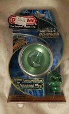 Duncan Metal Drifter™ - Green Advanced Yo-Yo Skull New