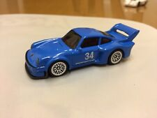 Hot wheels PORSCHE 934.5 blue New without package