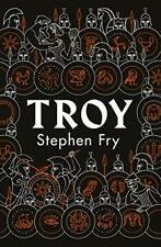 Troy Our Greatest Story Retold by Stephen Fry 9780241424582