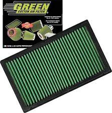 GREEN COTTON air panel filter vw T4 transporter camper Van performance induction