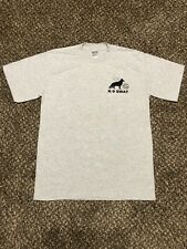 Vintage Police K-9 Unit You Can Run But You Cant Hide T Shirt