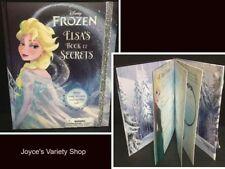 Elsa's Book of Secrets Royal Diary Frozen