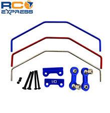 Hot Racing Traxxas X Maxx Front / Rear Aluminum Sway Bar Kit XMX311X06