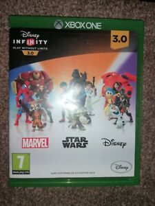 Xbox One Disney Infinity 3.0 Game with characters