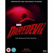 Marvels Daredevil The Complete First Season Blu-ray Region