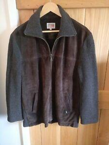 Americas Original Levis Vintage Cow Nappa Jacket Brown Size M L Indie Mod Style