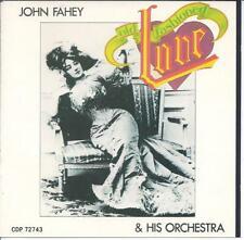 """JOHN FAHEY """"Old Fashioned Love"""" CD, 1990. LIKE NEW"""