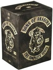 .Sons of Anarchy: The Complete Series seasons 1-7 (DVD 30-discs box set NEW