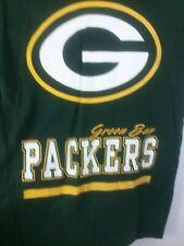Green Bay Packers Fruit Loom Vintage USA shirt Large L football NFL