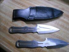 Gil Hibben  throwing knives set