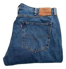 Rare Levi Strauss 501 Big E Waterless Jeans Waist 40 Leg 32 Button Fly (M9965)