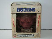 BOGLINS SMALL BOGLIN HAND PUPPET 'BLAP' MISB 80'S TOY ACTION GT EURO BOX SEALED