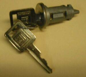 1966-1967 Chevy Nova Ignition Cylinder Assembly With Keys