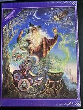 Merlin's Magic Embossed Foil Puzzle 700 Pieces New And Sealed