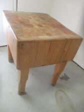 Genial Butcher Block Tables Products For Sale | EBay