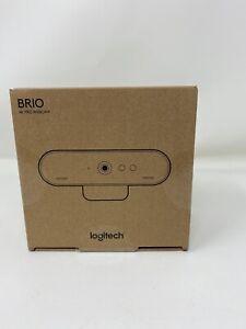BRAND NEW Logitech BRIO Pro 4K HD Webcam TRUSTED SELLER---SHIPS SAME DAY