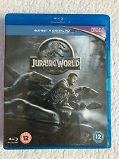 Jurassic World - Blu-ray - Region Free
