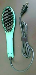 Marquee Beauty Professional Salon Quality Hair Straightener Brush 3 In 1