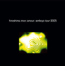 HIROSHIMA MON AMOUR cd EMBRYO (new wave, post punk, alternative) NUOVO SIGILLATO