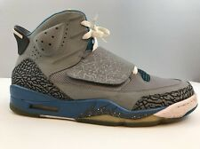 2012 NIKE AIR JORDAN Son Of Mars Gray Basketball Shoes 512245-037 Men's Size 13