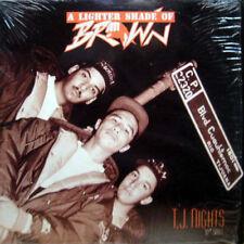 "Lighter Shade Of Brown - T.J. Nights / G+ / 12"""