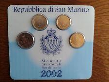 saint-marin mini sèrie 2002