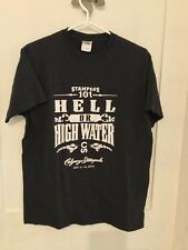 Calgary Stampede Hell or High Water T-Shirt 2013 Flood Alberta Size M
