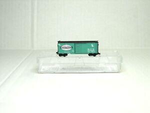 MICRO-TRAINS LINE Z SCALE 40' STANDARD SINGLE DOOR BOX CAR NYC 50000056