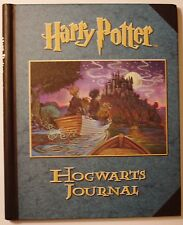 Harry Potter Hogwarts Journal HB 2000 FIRST EDITION with STICKERS