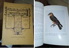 RIO - Rivista Italiana Di Ornitologia - 1984 - Anno 54 - N. 3-4