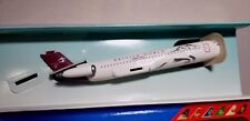 WOOSTER (W386) BRITISH WORLD BAC-111 1:200 SCALE PLASTIC SNAPFIT MODEL