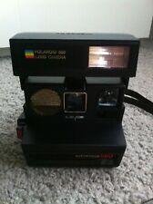 POLAROID 600 Land Camera Autofocus 660 + Tasche + Film Retro Sofortbildkamera