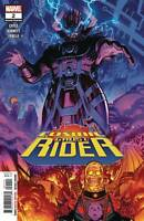 COSMIC GHOST RIDER #2 2ND PRINT VARIANT DONNY CATES MARVEL COMICS - NM or Better