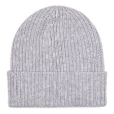 100% CASHMERE BEANIE HAT | Womens | More Colours Available