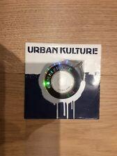 Urban Kulture Sampler 1 Promo CD Various Artists Five Tracks