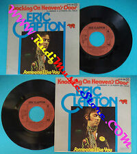 LP 45 7'' ERIC CLAPTON Knocking on heaven's door Someone like you no cd mc dvd