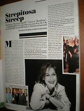 L'Espresso.Meryl Streep,qqq
