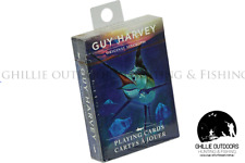 Guy Harvey Playing Cards Game Fishing Marlin Sailfish Collector Art Poker Casino