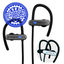 TREBLAB XR800 Bluetooth Headset Wireless Sports Earbuds Running Headphones Mic