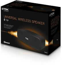 TDK Bluetooth Wireless Speaker - Aux MP3 Samsung HTC iPhone iPod Tablet - TW212