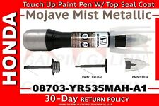 Genuine OEM Honda Touch Up Paint Pen - YR-535M Mojave Mist Metallic