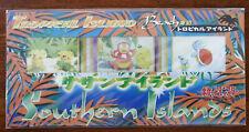 Pokémon 🇯🇵 Japanese 💥 Sealed 💥 Tropical Island Beach Southern Islands Binder