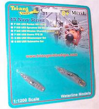 Triang Ships 1-1200 US Navy Minesweper set mib