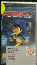 ASTROBOY THE VIDEOGAME PSP NUOVO PAL ITA.