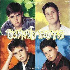 SHOW ME THE WAY - CAN'T GET THROUGH -- OSMOND BOYS