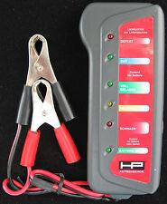 Elektronischer TESTER für Batterien 12V von HP Autozubehör Art. 20129