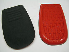 ISO GEL SPORTS HEEL CUSION CUSHIONS PADS For Shoe size 3 4 5 6 7 (Sml)