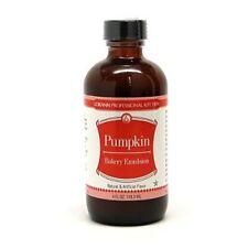 LorAnn Flavoring Oil  PUMPKIN SPICE EMULSION FLAVOR 4 oz.